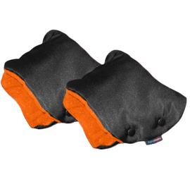 IVEMA BABY - Rukávník na oddělené rukojeti (2 kusy) - oranžový