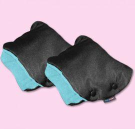 IVEMA BABY - Rukávník na oddělené rukojeti (2 kusy) - tyrkys