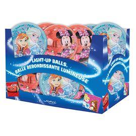 JOHN - Míč Frozen & Minnie 100Mm Asst