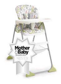 JOIE - jídelní židlička, Mimzy Snacker 123 artwork
