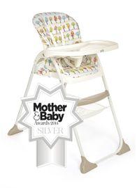 JOIE - jídelní židlička, Mimzy Snacker parklife