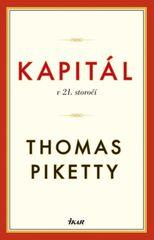 Kapitál v 21. storočí - Thomas Piketty