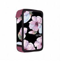 KARTON PP - Penál 3-patrový, prázdný OXY Floral