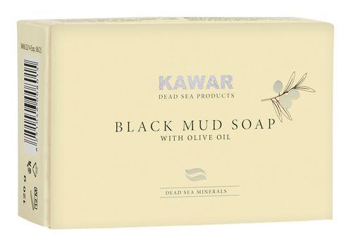 Kawar - Mýdlo s obsahem černého bahna z Mrtvého moře 120g