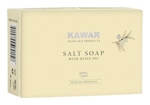 Kawar - Mýdlo s obsahem soli z Mrtvého moře 120g