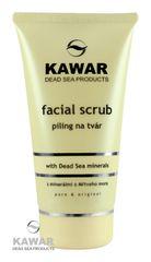 KAWAR - Peeling na tvář s minerály z Mrtvého moře 150ml