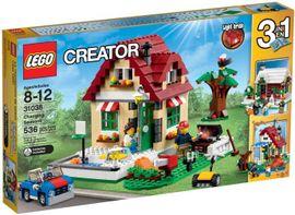 LEGO - Creator 31038 Změny ročních období