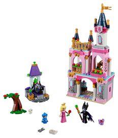 LEGO - Pohádkový Zámek Šípkové Růženky