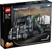 LEGO - Technic 42078 Mack náklaďák