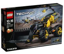 LEGO - Technic 42081 Volvo koncepční model kolového nakladače ZEUX