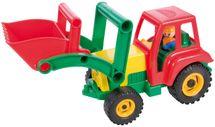 LENA - Aktivní Traktor S Lžící