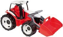 LENA - Traktor S Lžící, Červeno-Bílý