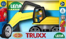 LENA - Truxx Bagr v okrasné krabici