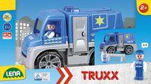 LENA - Truxx Policie, Okrasný Kartón