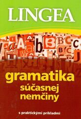 LINGEA-Gramatika súčasnej nemčiny s prakt. príkl.-2.vyd. - autor neuvedený