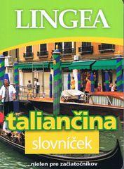 LINGEA - Taliančina - slovníček - autor neuvedený