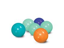 LUDI - Míčky modré / oranžové 75 ks