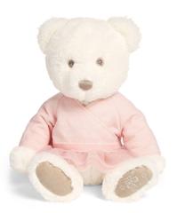 MAMAS & PAPAS - Medvídek ve svetru růžový
