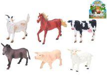 MIKRO TRADING - Zvířátka farma 15-20cm