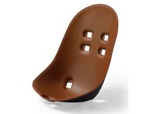 MIMA - Sedací podložka do židle Moon - hnědá