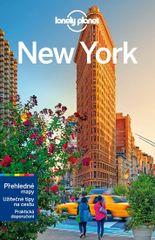 New York - Lonely Planet - 2.vydání
