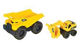 NIKKO - CAT Nákladní auto s rypadlem