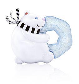 NUBY - Kousátko chladivé s gelem medvěd 1ks, 3m+