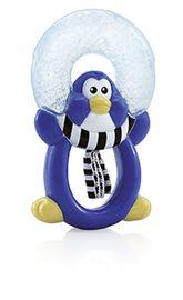 NUBY - Kousátko chladivé s gelem tučňák 1ks, 3m+