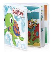 NUBY - První pískací knížka do vody 6m+