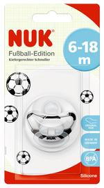 NUK - Dudlík Classic fotbal SI, V2 (6-18 m.)