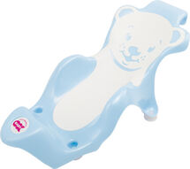 OK BABY - Lehátko do vaničky Buddy světle modrá 55
