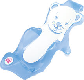 OK BABY - Lehátko do vaničky Buddy tmavě modrá 84