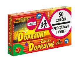 PEXI - Dopravní Značky 50Ks