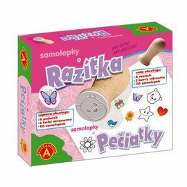 PEXI - Razítka a samolepky pro dívky