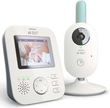 PHILIPS AVENT - Baby monitor SCD620 video