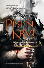 Písen krve - Anthony Ryan
