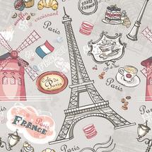 POL-MAK - Papírové ubrousky Paris