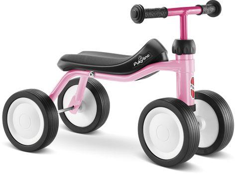 PUKY - Dětské odrážedlo Pukylino - růžové