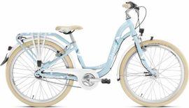 PUKY - dětské kolo SKYRIDE 24-7 Alu light Classic retromodré