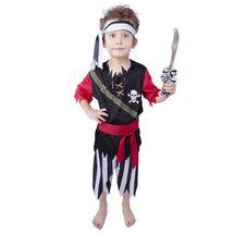 RAPPA - Kostým Pirát se šátkem M