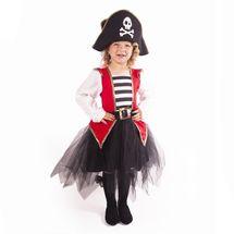 RAPPA - Kostým Pirátka se sukénkou M