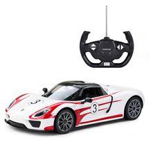 RASTAR GROUP - R/C auto Porsche 918 Spyder (1:14)