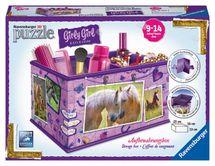 RAVENSBURGER - Úložná Krabice Kůň 3D 216D