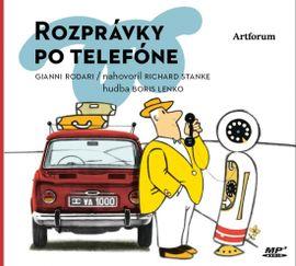 Rozprávky po telefóne - audio kniha - Gianni Rodari