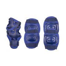 SPOKEY - AEGIS - 3-dílná sada dětských chráničů, tmavě modré, vel. L