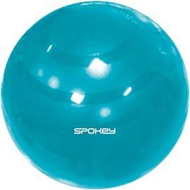 SPOKEY - FITBALL FLEX Gymnastický míč 55 cm včetně pumpičky tyrkysový