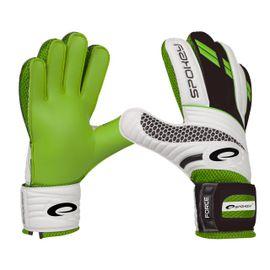 SPOKEY - FORCE brankářské rukavice - zelená  roz.7