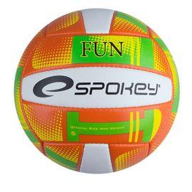 SPOKEY - FUN III Volejbalový míč oranžová velikost 5