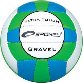 SPOKEY - GRAVEL-Volejbalový míč - zelený č.5