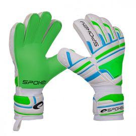 SPOKEY - INTENSE Brankářské rukavice zelené vel.6